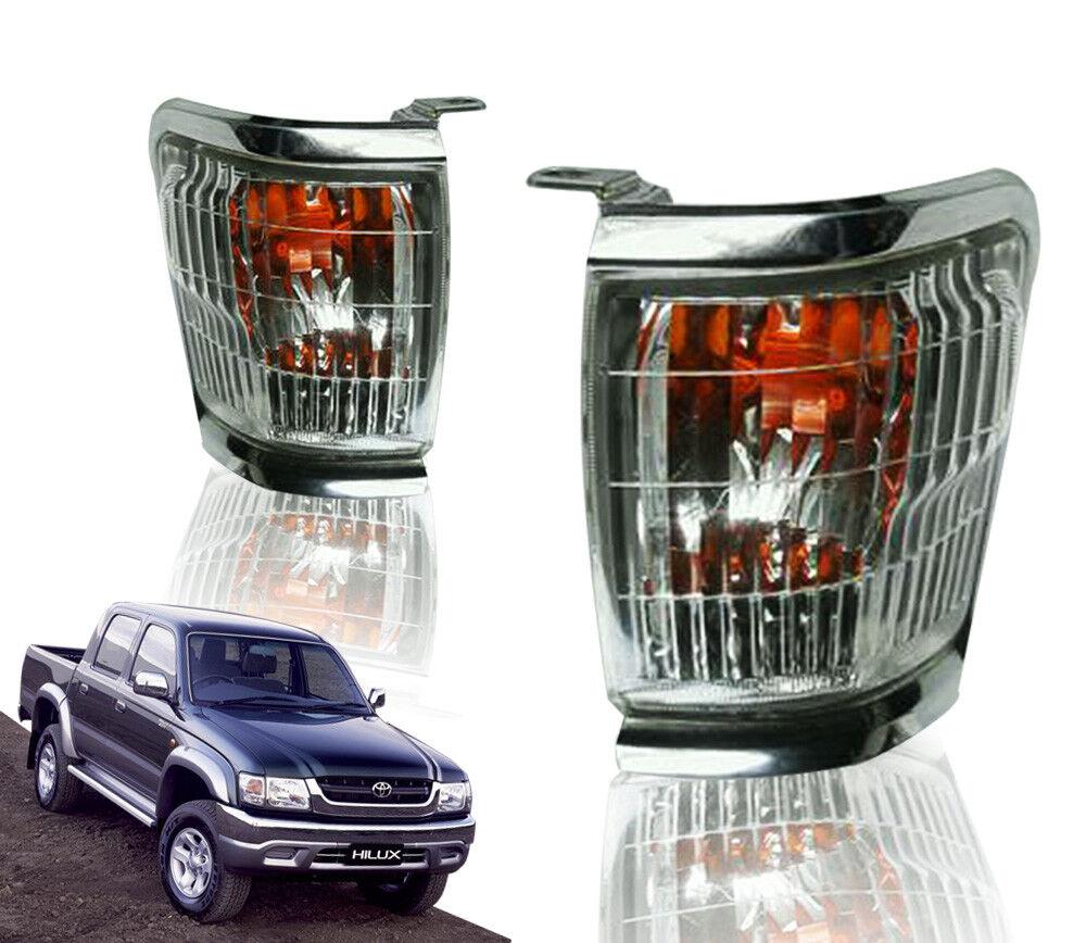 TURN LIGHT SIDE INDICATOR FOR TOYOTA HILUX MK4 MK5 Landcruiser 80 100 serie