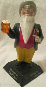 Youngers-Tartan-Beer-Advertising-Figure-1940s-excellent-near-mint