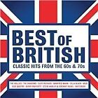 Various Artists - Best of British (Classic Hits from the 60s & 70s, 2012)