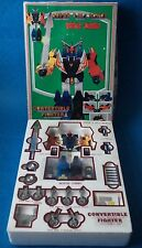 Super 5 in 1 Robot - MOTOR JUMBO - CONVERTIBLE FIGHTER - Vintage Transformer Era