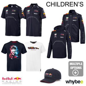 a3e4f7632d5 Childrens Kids 2018 Red Bull Racing F1 Formula One Team Junior ...