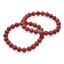 miniature 198 - Crystal Gemstone Bead Bracelet Chakra Natural Stone Reiki Healing Anxiety Stress