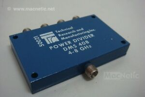 TRM-Power-Divider-model-MDS-408-4-8-Ghz