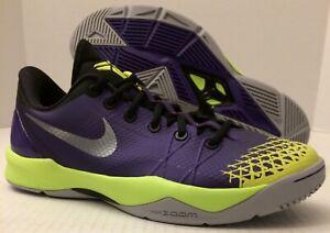 Ewell verdad Muerto en el mundo  NIKE Zoom Kobe Venomenon 4 635578-500 Court Purple/Volt (MEN'S 11) *NO BOX*  | eBay