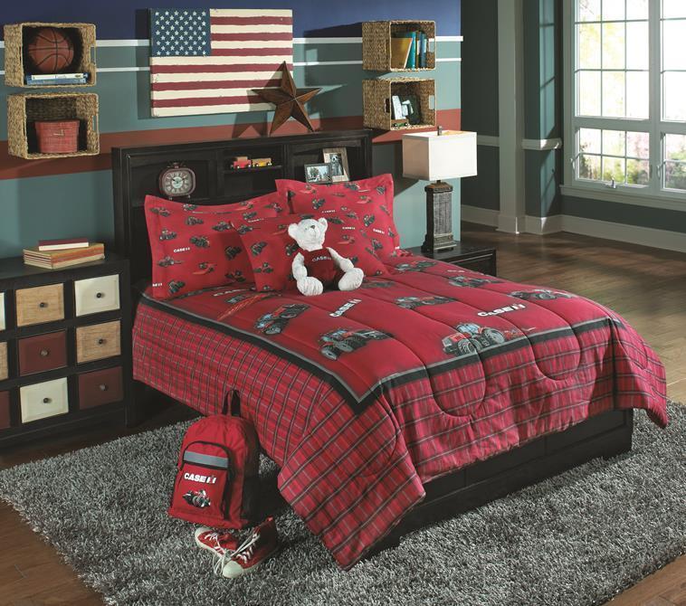 Case IH - Full Queen Comforter Set