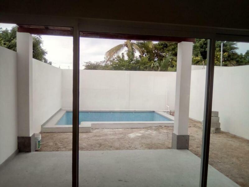 Casa Nueva en PREVENTA La Paz con Piscina
