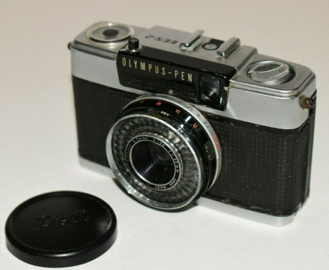 Olympus Pen Ee 2 35mm Half Frame Film Camera For Sale Online Ebay