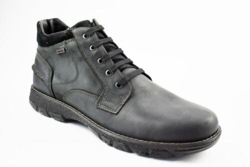Gallus Herren Boots 1-372-1840-1 Schwarz Leder Gallu-Tex Gr.40