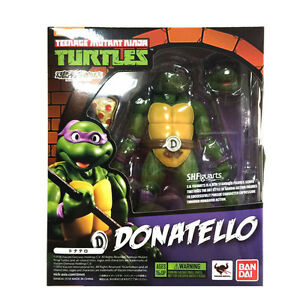 Bandai-Teenage-Mutant-Ninja-Turtles-TMNT-Donatello-SH-Figuarts-Nickelodeon-Toy