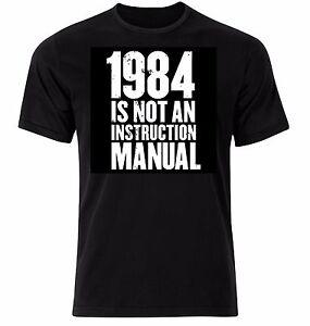 1984 is not an instruction manual george orwell lot books big rh ebay ca Operators Manual User Manual