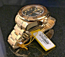 NEW Invicta 47mm Grand Diver Automatic MOP Dial Gold Tone Bracelet Watch 13940