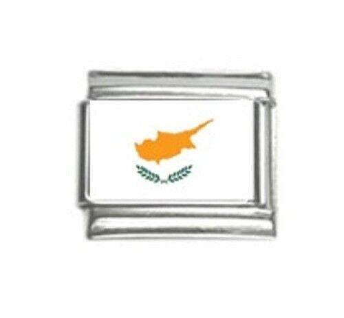 Bandera italiana encantos encanto Chipre chipriotas