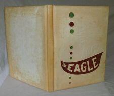 The Eagle 1962 Brandon High School Yearbook - Florida
