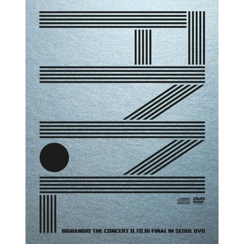 BIGBANG10 [THE CONCERT 0.TO.10 FINAL IN SEOUL]DIGIPACK 3DVD+POSTER+Fotobuch