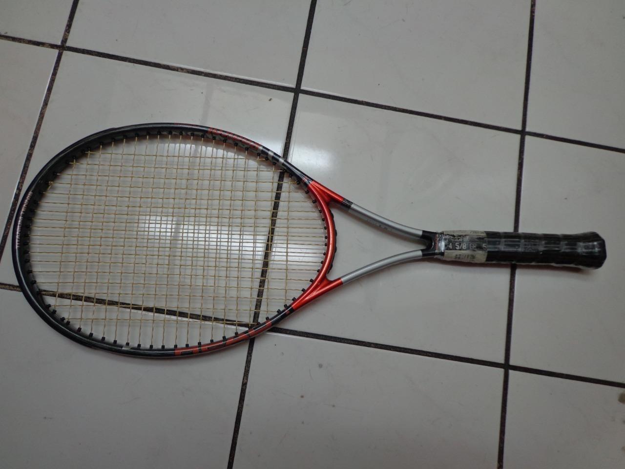 NEW RARE Head Ti. Radical OS 107 Agassi 4 5 8 grip Tennis Racquet