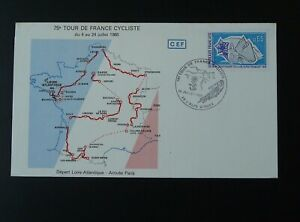 bicycle cycling Tour de France cover 1988