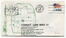 1967 Comsat-Lani Vird IV Cape Canaveral Radio Relay Earth Moon-Bound NASA USA
