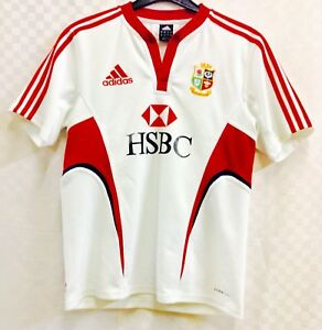 69d71e7f7cd British and Irish Lions Away Shirt 2009 South Africa Rugby Union ...
