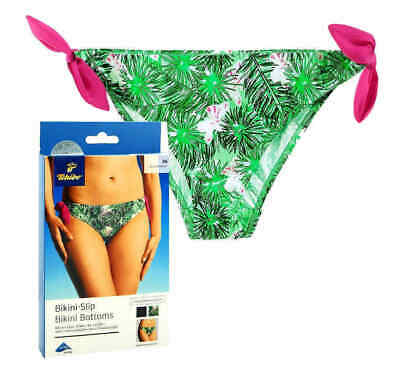 TCM Tchibo Damen Bikinislip Bikinihose Bikini Unterteil Slip Bademode Blickdicht