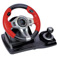 Logic3 PXU450 TopDrive GT450 Steering Wheel for PS3, PS4, XBox One and PC