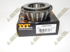 HM807044 Timken/DT Components Tapered Bearing Cone - Made in USA