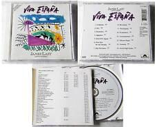 JAMES LAST Viva Espana . 1992 Weisse Polydor-CD mit Last Discographie im Booklet