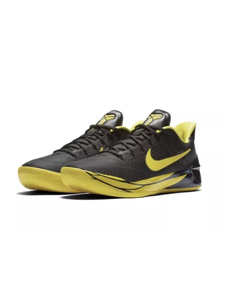 Nike Kobe A.D Oregon Ducks Men's Comfortable Casual wild