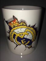 Real Madrid Cristiano Ronaldocr7 Classico 11oz Coffee Mug 2017 Office Work Home