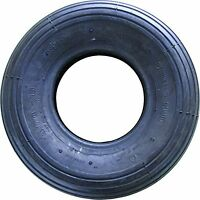 Shepherd Hardware 3340 4.00x6-inch Wheelbarrow Replacement Tire, 13-inch, Ribbed