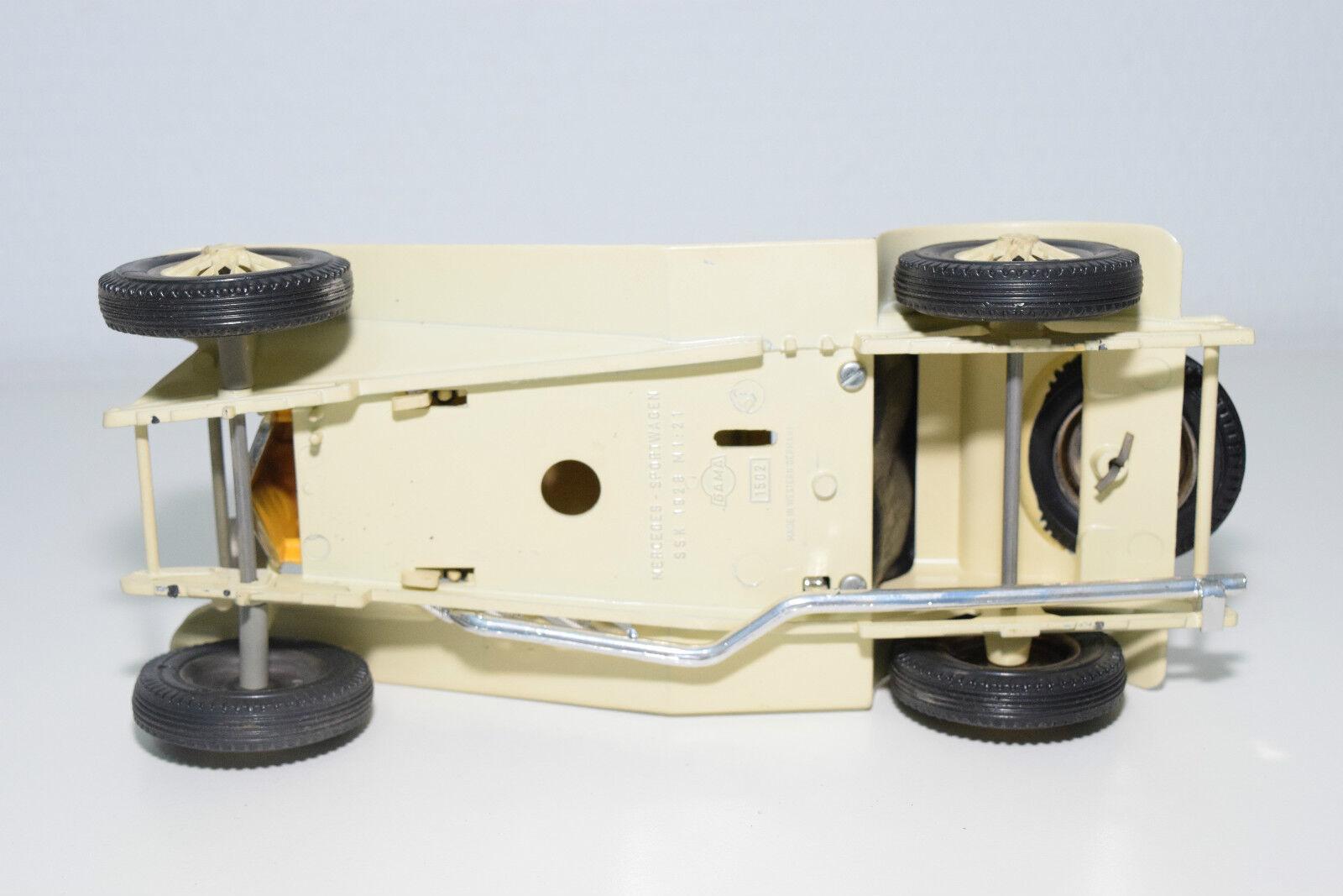 GAMA 1 21 1502 MERCEDES MERCEDES MERCEDES BENZ SPORTWAGEN SSK 1928 CREAM EXCELLENT CONDITION f83ee5