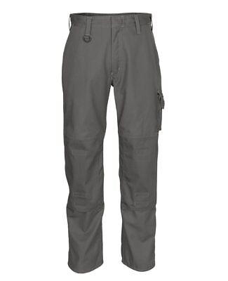 Mascot Workwear Pittsburgh Girovita 44 X 32 Gamba Misurata Pantaloni Da Lavoro Grigio Nuove-mostra Il Titolo Originale