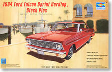 Trumpeter 02507 1/25 1964 US Ford Falcon Sprint hardtop stock plus