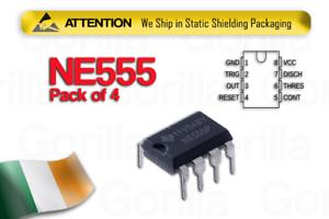 NE555P Single Precision Timer Pack of 5