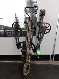 Horton Crossbow W Quiver And 3 Bolts