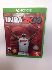 NBA 2K14 (Microsoft Xbox One, 2013) Excellent