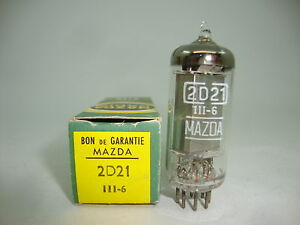 2D21-TUBE-PL21-TUBE-MAZDA-BRAND-TUBE-1965-S-3-MICAS-NOS-NIB-RC122