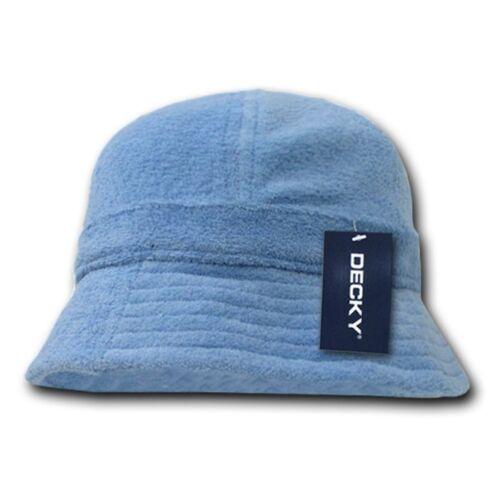 Decky Fisherman/'s Bucket Boonie Terry Cloth Material Sun Beach Hats