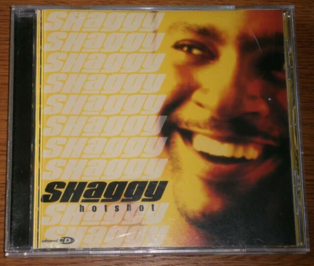 Shaggy - Hot Shot (2000) CD ALBUM
