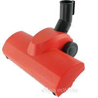 Red Wheeled Turbo Airo Brush for NUMATIC HENRY HETTY ++ Vacuum Cleaner Hoover