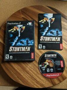 Stuntman CIB & TESTED (Sony PlayStation 2, 2002)