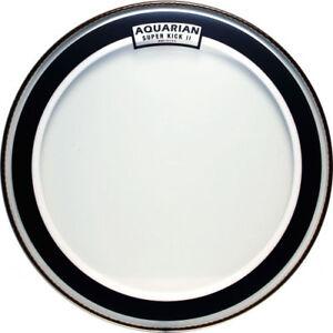 Aquarian-SKII22-22-034-Super-Kick-II-Bass-Drum-Head