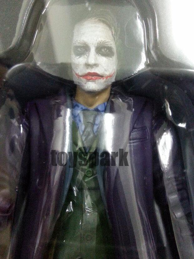 Medicom Toy Mafex 005 DC Batman The Dark Knight JOKER Heath Ledger action figure