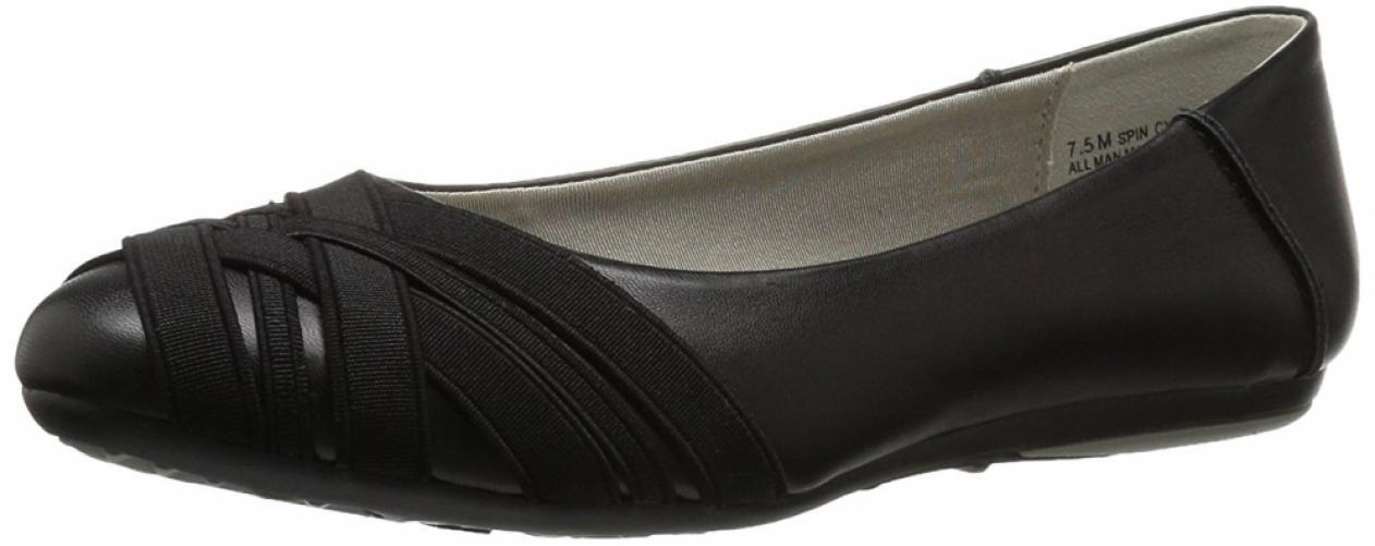 Aerosoles Femme SPIN CYCLE Ballet Flat Sandal Slip-On Casual Confort