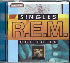CD - R.E.M - Singles