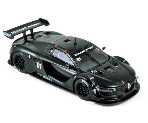 Norev Renault R.S.. 01 2014 Test Noir Version noir noir #01 1:18 185136 | Online Shop