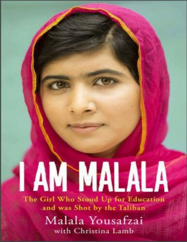 the Story of the girl who stood up for educa PDF e-book digital I am malala