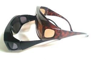 Unisex-Fit-Over-Sunglasses-Black-Tortoise-Frame