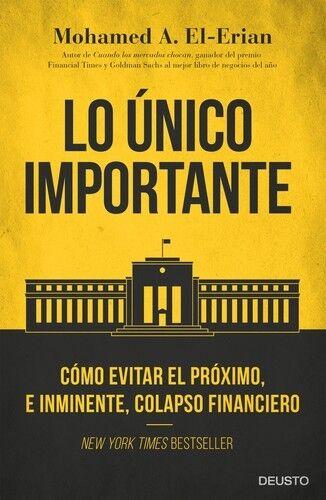 LO ÚNICO IMPORTANTE. NUEVO. Envío URGENTE. ECONOMIA Y EMPRESA (IMOSVER)
