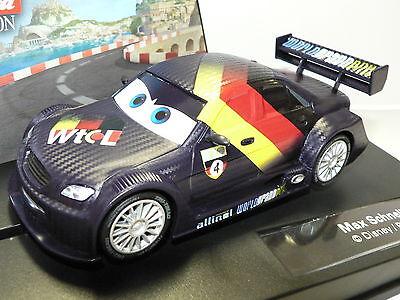 Inventive Carrera Evolution 27404 Disney/pixar Max Schnell Neu Be Friendly In Use Elektrisches Spielzeug Kinderrennbahnen