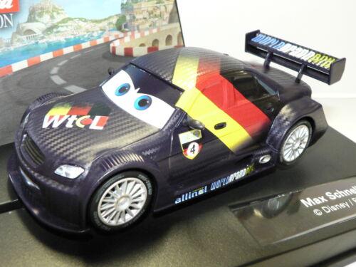 Carrera Evolution 27404 Disney//Pixar Max Schnell NEU